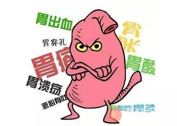 幽门螺杆菌容易引起的疾病
